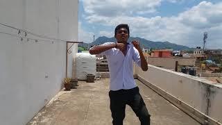 Mass kuthu dance by karthikeyan