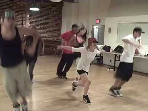 Melrose Place Dance Rehearsal with Taryn Manning