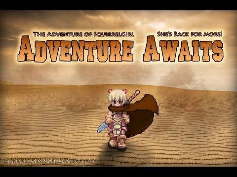The Adventure of SquirrelGirl - Sprite Animated Intro (Ragnarok Online)