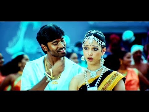 Raanki Rangamma Video Songs HD # Tamil Songs # Padikkadavan # Dhanush,Tamannaah