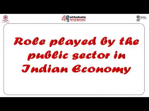 Public Sector and economic development (COM)