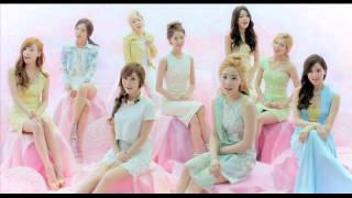 GIRLS` GENERATION - All My Love Is For You [Mp3+Download MV]