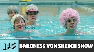 Moms Say Hello | Baroness von Sketch Show | IFC
