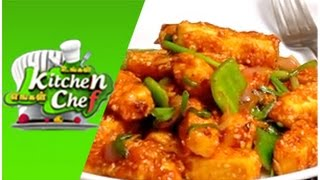 Hot and Spicy Sesame Paneer  seivathu eppadi?-Tamil Samayal Kurippu