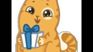 Как рисовать кота из ВК Персика!💞
