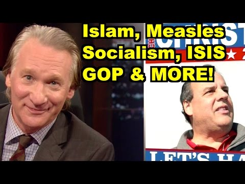 Islam, Socialism, Measles, ISIS - Mel Brooks, Bill Maher MORE! LiberalViewer Sunday Clip Round-Up 93