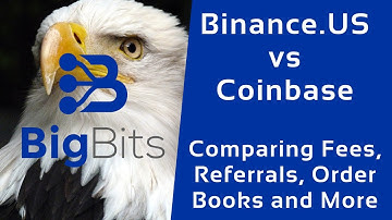 BinanceUS vs Coinbase - Comparing Fees, Referrals, Order Books and More