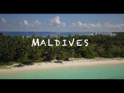 Maldives surf trip with the perfect wave 2018