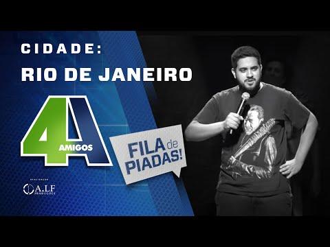 FILA DE PIADAS CIDADE - RIO DE JANEIRO