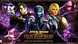 STAR WARS: The Old Republic – The Movie – Episode IV: War For The Eternal Throne (Sith Inquisitor)