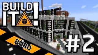Build It! - Büro #2 Wiedersehen mit Janosch | Minecraft | Porkchop Media