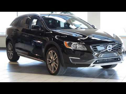 2017 Volvo V60 Cross Country Depth Review