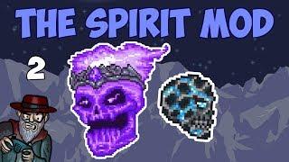 Terraria #2 MODDED SUMMONERS! - 1.3.5 Spirit Mod Let's Play