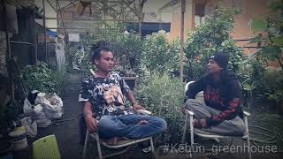 TALK SHOW IN Kebun_greenhouse part I