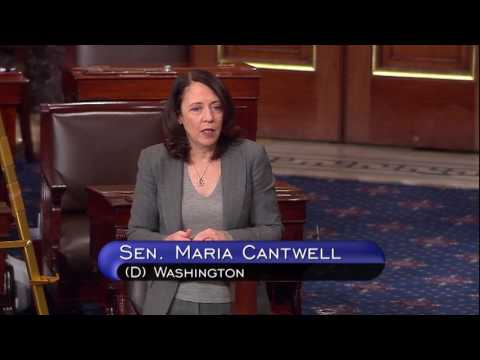 Cantwell: Opposes Nomination of Scott Pruitt to be Administrator of the E.P.A. PART 2
