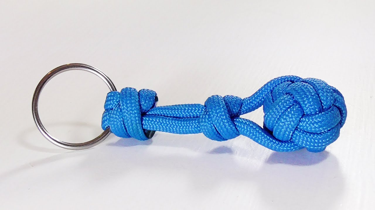 How to tie a key chain 37