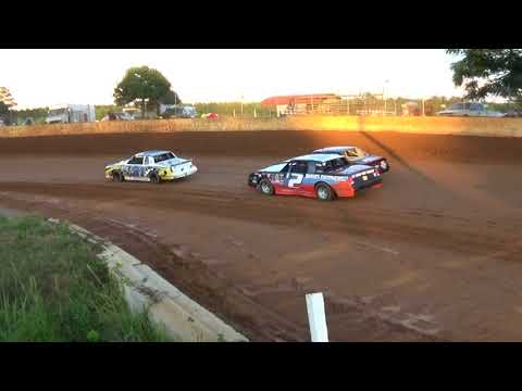 County Line Raceway PSV8 Heat Race #1 6/23/18