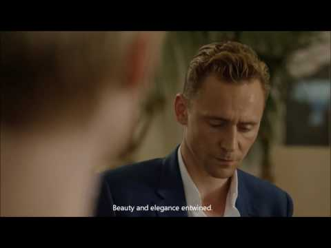 Tom Hiddleston  The Night Manager A toast to the Lovers  subtitled