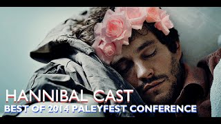 BEST OF/FUNNY MOMENTS: 'Hannibal' PaleyFest 2014