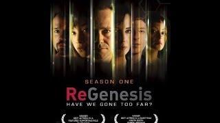 ReGenesis 1x03 La cara de Dios