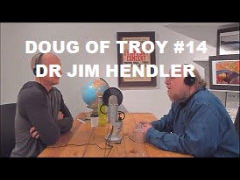 Doug of Troy #14 – Dr Jim Hendler