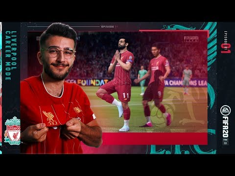 FIFA 20 LIVERPOOL CAREER MODE #1 - MILLIONS TO SPEND FOR EUROPEAN CHAMPIONS!