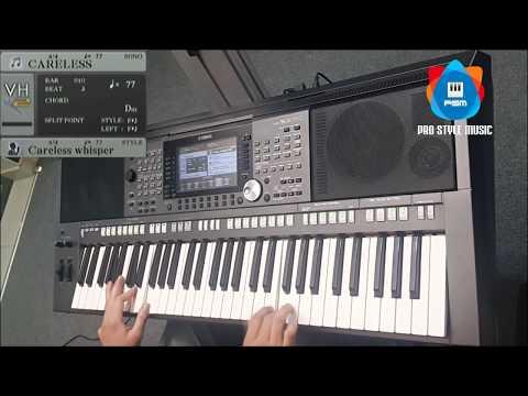 #Organ Careless Whisper | Style Yamaha keyboard