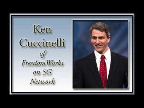 Ken Cuccinelli of Freedom Works on 5G Network