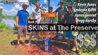 OTB Tour Series Skins #2 | B9 | Jones, Barsby, Keith, Conrad