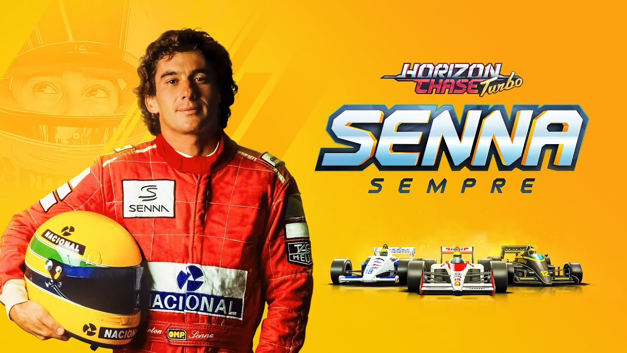 Horizon Chase: Senna Sempre