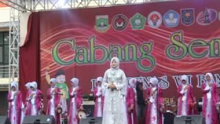 Seni Musik Islami Putri YPP Al Hadi Kontingen Jawa Tengah POSPENAS VII BANTEN 2016 2017 Video