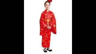 Японский костюм для девочки