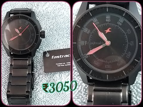 FASTRACK NL3089NM01 Analog Watch REVIEW | Best Fastrack Watch Under ₹3000