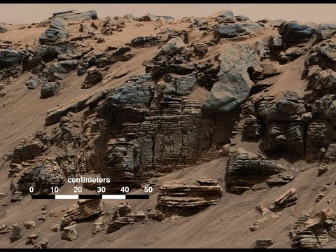 Scientists Astonished by Incredible Mars Discovery, Gale Crater was Able to SUPPORT MICROBIAL LIFE