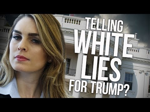 'Hope Hicks' Little White Lies Don't Look So Little': Hicks Resigns As WH Communications Director