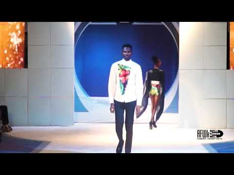 Liffers Clothing (Tunisia) | Accra Fashion Week 2018 Summer/Harmattan