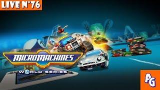 LIVE N°76 : MICRO MACHINE WORLD SERIES