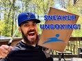 A ROYAL SNEAKER UNBOXING FROM @FINISHLINE