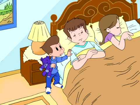 The boy who never wanted to sleep alone