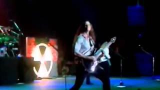 Megadeth hangar 18 teatro de verano 2014. Montevideo Uruguay