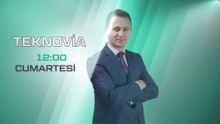 Muhammet Binici ile TeknoVia her Cumartesi Saat 12:00'de Akit Tv'de