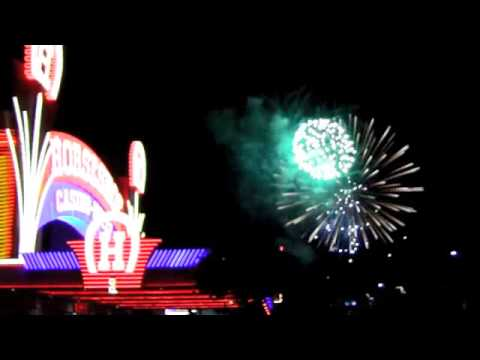 Fourth of July Celebrations at Horseshoe Tunica & Tunica Roadhouse