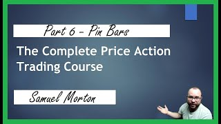 Learn Basic Price Action - Forex - Pin Bars #6