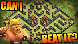 "Clash Of Clans | ""THE MAZE OF CHAMPIONS!"" 