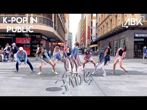 [K-POP IN PUBLIC] BTS (방탄소년단) - Save ME + I'm Fine Dance Cover by ABK Crew from Australia