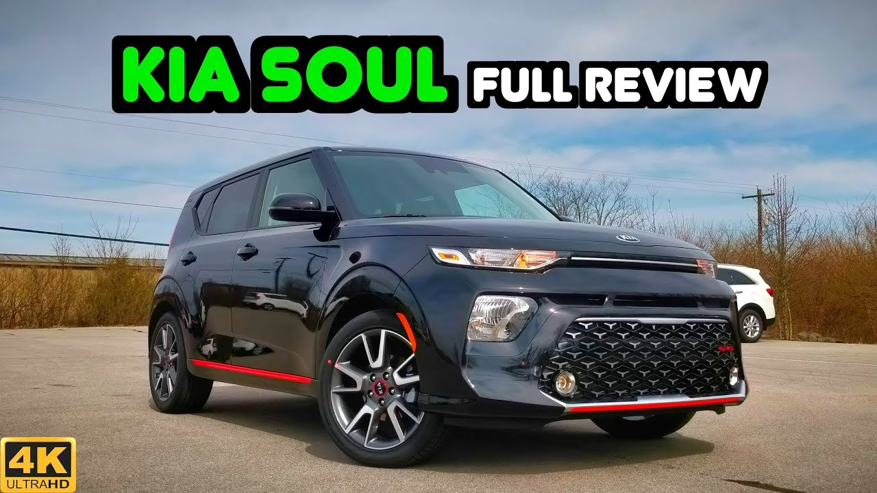 2020 Kia Soul Full Review >> 2020 Kia Soul Full Review Drive Finally A Crossover With Soul
