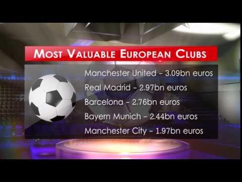 Europe's Rich List top 5