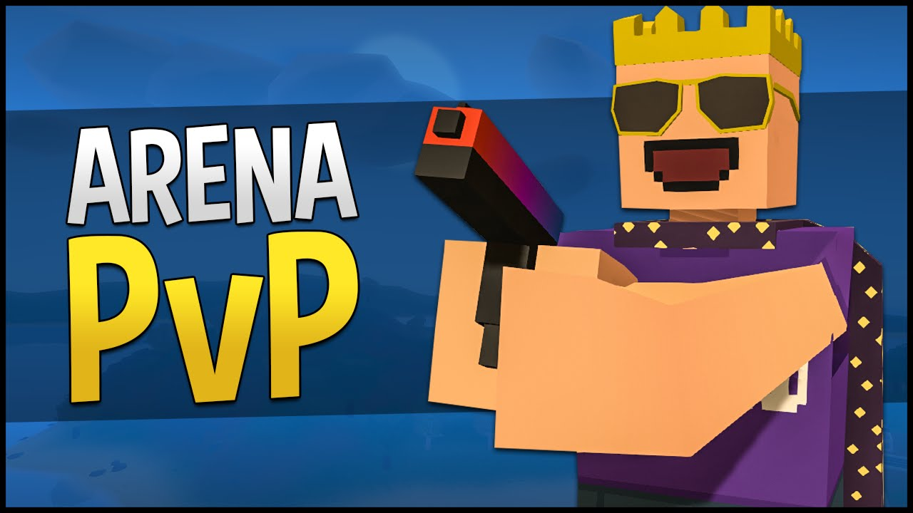 Unturned 3 0 arena mode pvp another one funny moments youtube