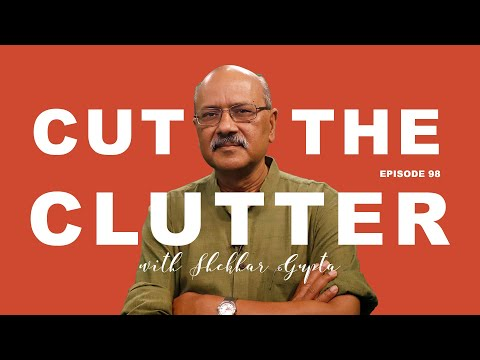 The idea that we need to airlift our troops in Kashmir is bakwaas says Shekhar Gupta