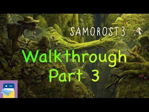 Samorost 3: iOS Walkthrough Guide Part 3 Second Planet (by Amanita Design)